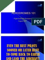 Aerodrome 101