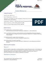DAOD 5019-4, Remedial Measures