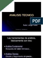 _1 - Análisis Técnico - Jorge Fedio