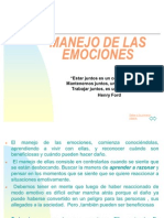 EJEMPLOS DE EMOCIONES