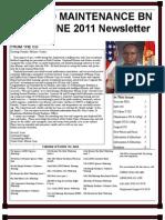 Jun 2011 Newsletter
