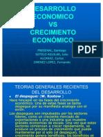 Economia - Teorias de Crecimiento y Desarrollo Economico
