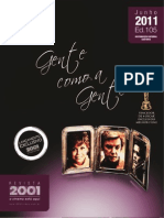 Revista 2001 Video - Junho 2011