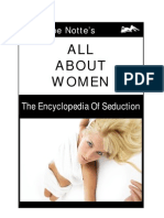 All About Women - The Encyclopedia of Seduction