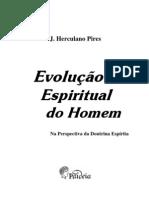 Jose Herculano Pires - Evolucao Espiritual Do Homem