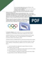 Simbolos Olimpicos