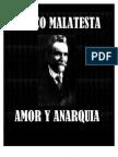 Errico Malatesta - Amor y Anarquía
