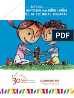 Manual Estimulacion Montessori Al AJiCOLOR