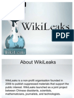 WikiLeaks' Greatest Revelations
