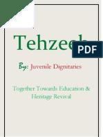 Tehzeeb . a Project by JD