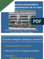 Angiosarcoma cardiaco