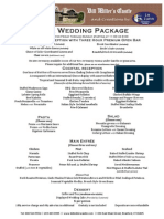 Luna Wedding Package
