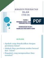 Tamadun Perubatan Islam.ppt (1st Class)