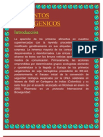 ALIMENTOS TRANSGENICOS 1