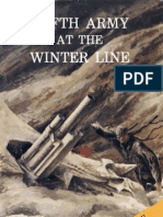 Fifth Army at the Winter Line