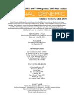 Jurnal Generic Vol 5 No 2 Juli 2010