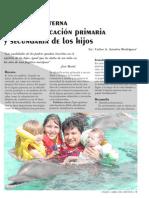 Documento de La Figua Paterna en La Infancia
