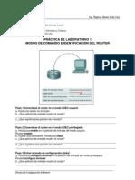 Practica Configuracion de Routers 1
