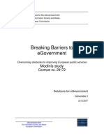 Solutions for eGovernment