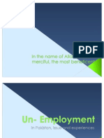 Un Employment