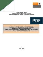 Manual Mg2007