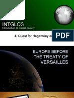 4. World War I and Interwar Period (Lecture)