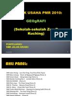 Puncak Usaha Pmr Geografi 2010