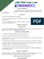 SEGURO DESEMPREGO - NORMAS