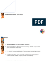 Thinking and Working Mathematically - Delene