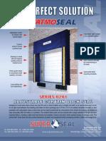 SuperSeal 0201-Dock Seal