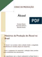 Projeto Final - Produção de Álcool Hidratado