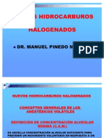 HIDROCARBUROS HALOGENADOS