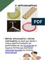 Método anticonceptivos