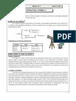 Guía Nº 1 - Estructura Atómica I 5sec
