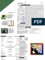 06-11-11 Bulletin