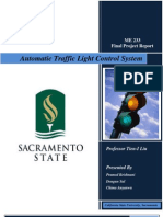 Automatic Traffic Light Control System