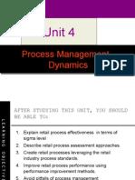 Processes Management - Dynamics