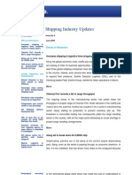 Shipping Industry Update - June 2009