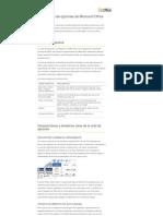 1.1 Intro - Información acerca de la cinta de opciones de Microsoft Office - Soporte - Microsoft Office