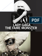 Digital Booklet - Lady Gaga The Fame Monster (Deluxe Version)