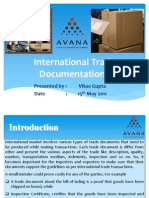 Export Document at Ions