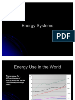 Introduction to Energy Systems