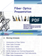 Fiber Optic t