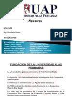 Fundacion Alas Peruanas