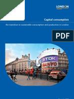 Capital Consumption