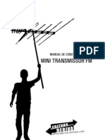 Manual Transmisor Fm