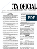 Ley de trabajadoras y trabajadores residenciales (ex-conserjes) vigencia a partir del, 5 de Mayo de 2011