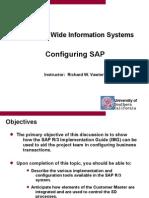 SAP SD Configuration