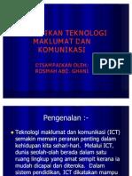 Pend. Tek Mak & Komunikasi Pra Kdc