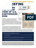 Willis Report Preparing for a New View of Us Eq Risk